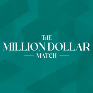 The Million Dollar Match Logo